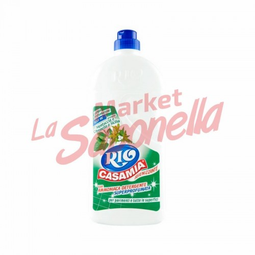 Detergent pardoseala Rio Casamia cu menta  si lamaie 1250ML